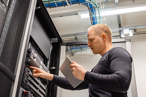 business owner finding managed it company in maryland